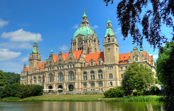 Neues Rathaus Hannover (Foto: HMTG)