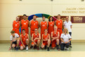 Das deutsche Unified Basketballteam. (Foto: SOD/Luca Siermann)