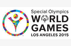 Special Olympics Weltspiele Los Angeles 2015 - Logo