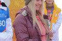US-Snowboarderin Hannah Teeter, Olympiasiegerin Turin 2006 und Vize-Olympiasiegering Vancouver 2010. Foto: SOD