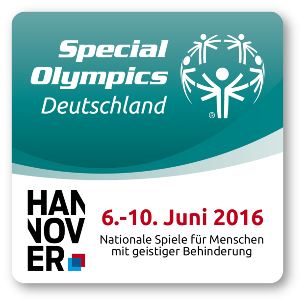 Logo der Special Olympics Hannover 2016
