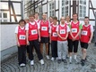 Unified-Laufgruppe des TuRa Elsen beim Happe Run'n' Roll